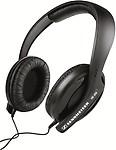 Sennheiser HD202 II Headphones (Black)