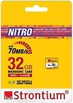 Strontium Nitro UHS 466X 32 GB Class 10 (PACK of 10)