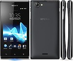 Sony XPERIA J (Black-White Colour)