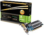 ZOTAC NVIDIA Synergy Edition 210 TC1G DDR3 512 MB DDR3 Graphics Card