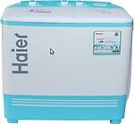 Haier XPB62-187Q 6.2 Kg Blue Semi-Automatic Washing Machine