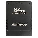 Amigo PS2 64MB Memory Card