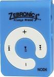 Zebronics Node MP3 Player (Blue)