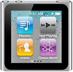 Apple iPod Nano 16GB - 6th Generation - Blue