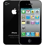 Apple iPhone 4 8GB Mobile Phone - Black