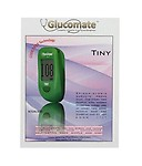 Operon Glucomate Tiny Blood Glucose Monitor - Glucometer Smallest Sugar Monitor