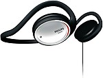 Philips Sports Style Mp3 Headphone (SHS390/98)