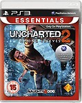 Uncharted 2 - Among Thieves PS3 Game
