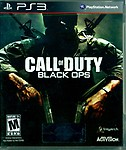 Call Of Duty: Black Ops (for PS3)