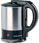 Morphy Richards 1.5 Ltr - Tea Maker Silver Black