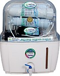 Wellon Nova TDS Controller + Mineral Cartridge System 15 L RO + UF Water Purifier