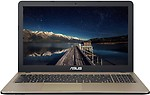 Asus APU Quad Core A8 - (4 GB/1 TB HDD/Free DOS) 90NB0CN1-M01550 X540YA-XO106D Notebook