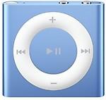 Apple iPod shuffle 4th Generation 2 GB (Blue)