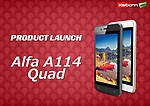Karbonn alfa A114 Quad 3G
