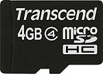 Transcend MicroSD 4GB
