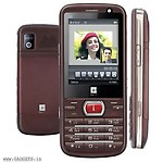 iBall Planet 3G GSM Mobile Phone-Special Choco