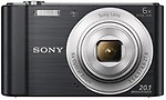 Sony Cybershot W810 Point & Shoot Digital Camera