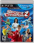 Sports Champions 2 (For Move) for PS3
