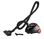 Eureka Forbes Trendy Zip Black & Red Vacuum Cleaner
