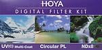 Hoya 52mm Digital Filter Kit