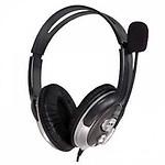 HP Dual earphones + microphone