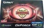 Palit NVIDIA GeForce 210 1 GB DDR3 Graphics Card