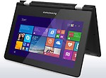Lenovo Yoga 300 (80M0003WIN) (Intel Pentium Quad Core/4 GB DDR3/500 GB/11.6 inch/Windows 8.1)