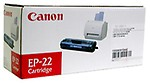 Canon EP 22 Toner Cartridge (Black)