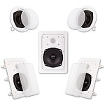 Acoustic Audio HT-55 5.1 Home Theater Speaker System