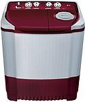 LG P7255R3F 6.2 kg Semi Automatic Top Loading Washing Machine