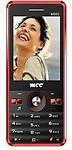 MCC M660 Dual Sim Mobile Phone (Black)
