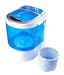 Dmr Miniwash 3kg Dmr30-1208blue Semi Automatic Mini Washing Machine Washing Machine