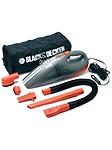 Black And Decker Auto Dirt Buster Cyclonic Car Vacuum Cleaner