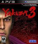 Yakuza 3 (for PS3)