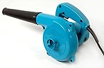 Air Blower High Speed 13000rpm 550 watt,Hand Held Cum Vacuum Cleaner