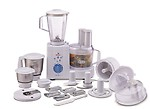 Bajaj MasterChef 3.0 600-Watt Food Processor