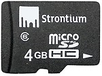 Strontium 4 GB MicroSD Card