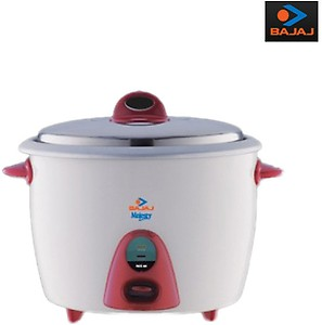 Bajaj Majesty RCX28 Rice Cooker Price In India Coupons