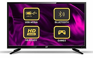 Noble Skiodo 81cm (32 inches) 32CN32P01 HD Ready LED TV (Black) price in India.