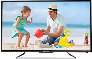 """Philips 101.6 cm (40"""") Full HD LED TV 40PFL5059 price in India."""