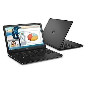 Dell Vostro 15 3558 15.6-inch Laptop (Celeron Dual Core - 5th Gen /4GB/500GB/DOS) , Black price in India.