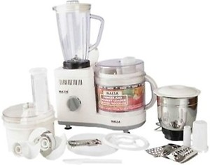 Inalsa Maxie-Classic 450 W Food Processor (White) price in India.