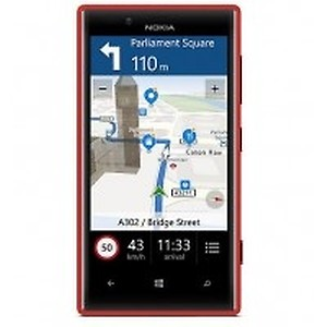 Nokia Lumia 720 (Black) Price In India, Coupons and Specifications