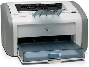HP 1020 Plus Single Function Printer price in India.