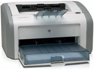 HP LaserJet 1020 - 1020 Plus Single Function Laser Printer price in India.