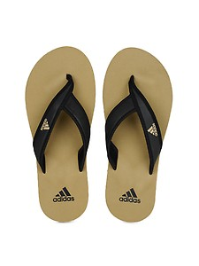 Buy Adidas Men's Adi Rio Khaki Slippers Flip Flops @Rs.349 Only