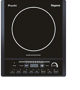 Preethi Elegance IC 102 Induction Cooktop (Black) price in India.