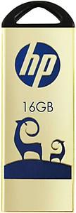 HP v231w 16 GB Gold Pen Drive @Rs.548 + Scandid Reward