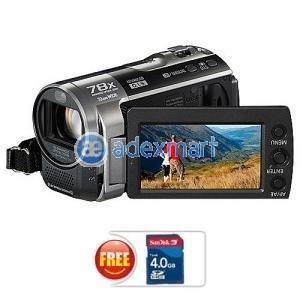 Panasonic SDR-S71 Camcorder Black price in India.
