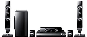 Samsung HT-D453K 5.1 Home Theatre System price in India.